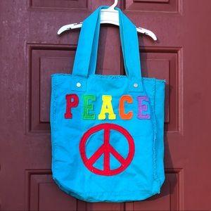 Handbags - PEACE Tote